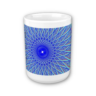 121212 blue spoke wheel cup