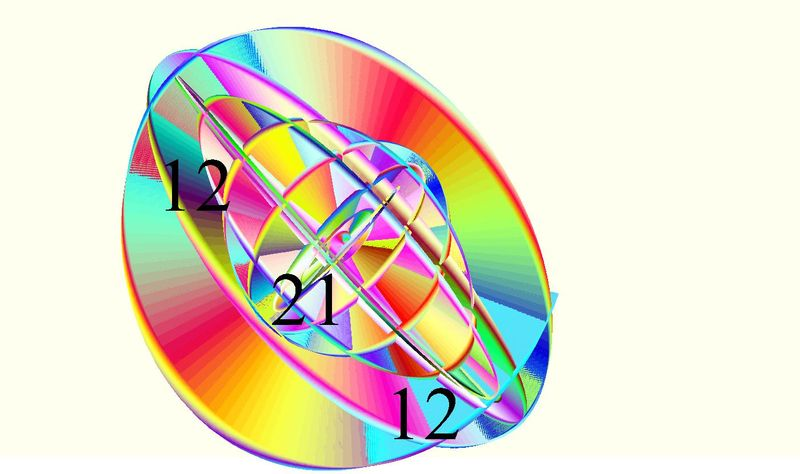 gyroscopic rainbow