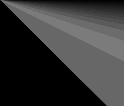 Gray Rainbow