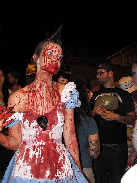 450px-Zombie_Walk_2009_Bardstown